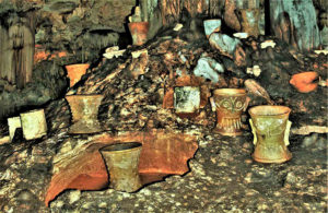 Group I – Ceramics and Stone Censers