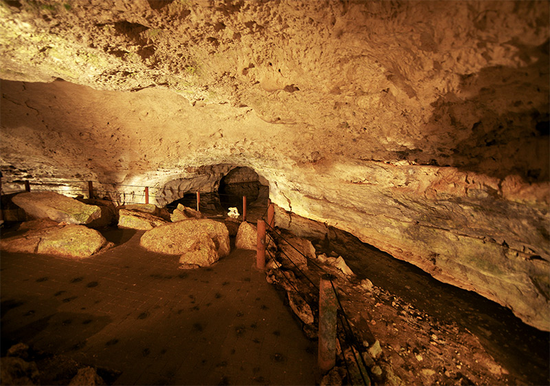 Balankanche's Cave - The Water Chamber