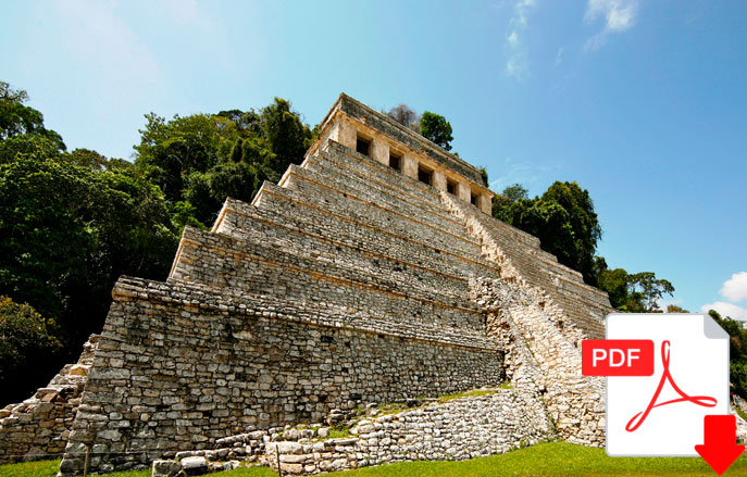 Part 2 of George Fery's 7-part series on Palenque. Temple of the Inscriptions