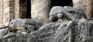 Chichen Itza Snake on Equinox