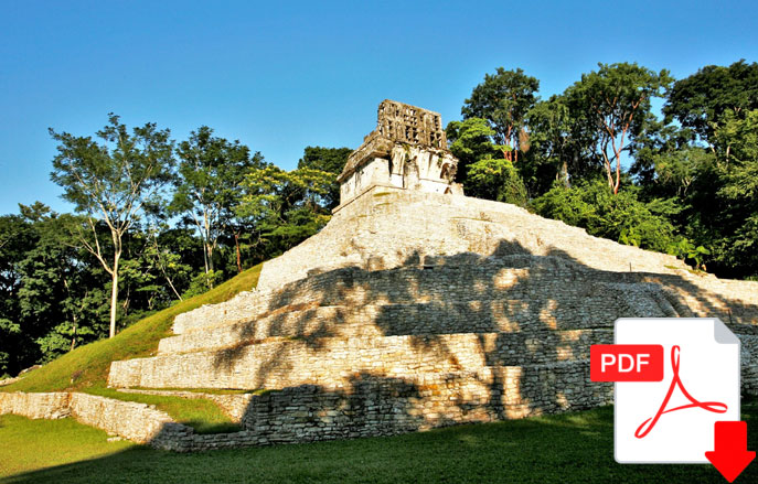 Part 5 of a 7-part series on Palenque, by George Fery
